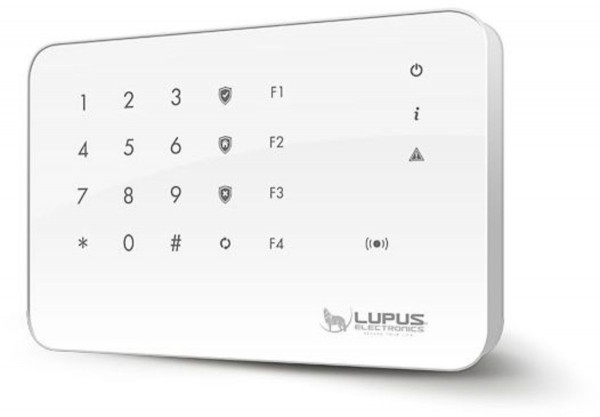 LUPUSEC Outdoorkeypad V2